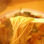 尾道ラーメン 麺屋壱世 - 尾道ラーメン  にょ〜ん( ´ ▽ ` )ノ