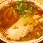 尾道ラーメン 麺屋壱世 - 尾道ラーメン