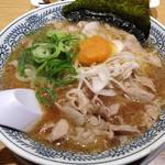 59341649 - 肉そば(税込682円)