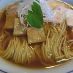 桜木製麺所 - 醤油中華そば