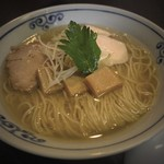 桜木製麺所 - 塩中華そば