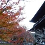 美々卯 - 南禅寺11月
