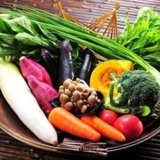 新鮮野菜♪ヘルシー♪全国各地の野菜が集結!!