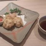 さかなや別邸 - 白子の天ぷら
