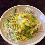 Mehak - ランチ共通サラダ