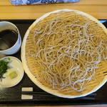 生蕎麦 さい藤 - 料理写真:大もり蕎麦830円