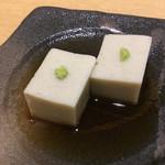 吉敷 末広 - そば豆腐