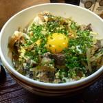 花千里 - 牛丼       肉も甘くて美味い!