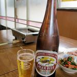 長興屋 - ビール
