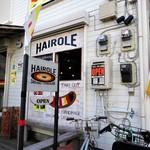 HAIROLE - 店頭