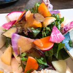MISO-YA KAMAKURA INOUE - 彩り豊かな鎌倉野菜のサラダ