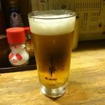 焼鳥 釜飯 次郎 - 生ビール