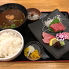 魚輝水産 - 料理写真:本鮪三昧造り定食1,780円→890円(税別) ※3周年年特別プライス