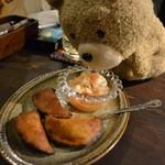 EL tope - ハラペーニョのクリームチーズ揚げ