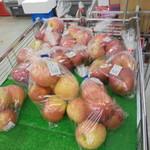 滑川農産物直売所 - りんごは新鮮ですごく甘くて旨い!
