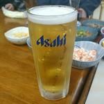 居酒屋 さとや - 生ビール