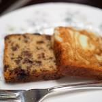 歐林洞 - パウンドケーキ(キャラメル・紅茶)