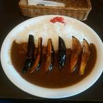 プレーゴ - 料理写真:なすびのかれー