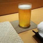 "Sushihijikata - 外せないのは""取り生""っす。泡も一瞬悩みますたが…"