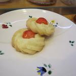 自家焙煎&欧風焼き菓子 エルザスコーヒー - 料理写真:キルシュテーゲベック 130円