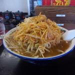 満里 - 料理写真:ねぎ味噌ラーメン