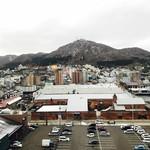 59359867 - 部屋からの景色。赤レンガと函館山が目の前