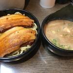 麺工房いなせ - ぶしもり200g(税込810円)+角煮2枚(税込250円)
