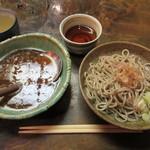 越前そば処 福乃家 - 名物おろし蕎麦 600円