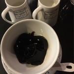 ストーン  - コーヒーゼリー