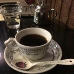 ストーン  - ホットコーヒー
