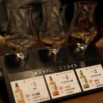 日比谷BAR WHISKY-SⅢ - ジャパニーズフライト