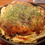 59363185 - 「肉玉焼(そば)」(750円)