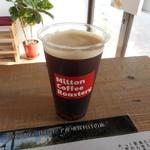 ミルトンコーヒーロースタリー - ドリンク写真:ニトロコーヒー 2016.11
