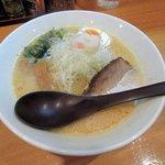 麺や七福 - 味噌ラーメン2016.11.27