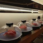 無添くら寿司 - まぐろも美味しかった。