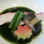 59366945 - 蒸物 真鯛の吟醸蒸し。