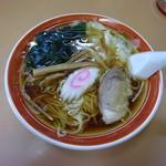 銀龍 - 料理写真:ワンタンメン