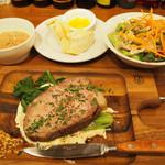 Itacica Ku - 本日のお肉のランチ