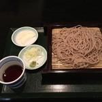 蕎せい庵 - 料理写真:もりそば