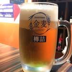 59369084 - 生ビール(金麦)