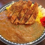 Diletto Curry Via - カツカレー