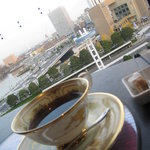 サルーン ヒメル - コーヒー(800円)はお世辞抜きに本当美味しかったです!