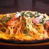 パラッツォ - 料理写真:鉄板ナポリタン