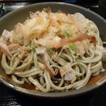 おばちゃんの店 - おろし蕎麦¥580-