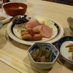 福井セントラルホテル - 料理写真:1日目の朝ご飯
