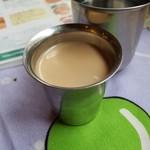 インド料理 MUTHU - アイス小っチャイ