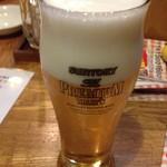 牛たん焼き テル - 生ビール