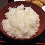 59378790 - ご飯(中盛り)