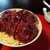 牛乳屋食堂 - 料理写真:ソースカツ丼 H28.11