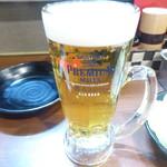 新世界串カツいっとく - 生ビール